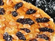 Соево предястие с бадеми и сливи